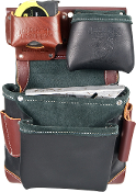 Occidental Leather B5611 Green Building™ Fastener Bag- Black