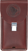 Occidental Leather 5328 - Clip-On Leather Phone Holster LG.