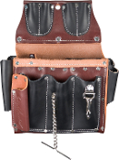 Occidental Leather 5589 Electrician's Tool Case