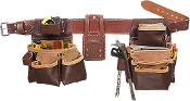 Occidental Leather 5089LH - Seven Bag Framer - Left Handed