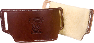 Occidental Leather 5006 Hip Pads with Sheepskin