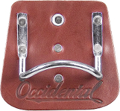 Occidental Leather 5040 - Clip-on Hammer Holder