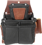 Occidental Leather B8064 OxyLight Fastener Bag