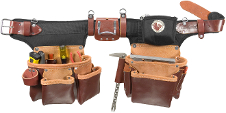 Occidental Leather 9550LH-Adjust-to-Fit Pro Framer Tool Belt  LH