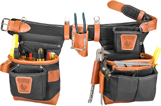 Occidental Leather 9850LH -Adjust-to-Fit™ Fat Lip™- Left Hand