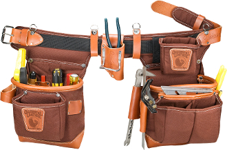 Occidental Leather 9855LH - Adjust-to-Fit™ Fat Lip™- Left Handed