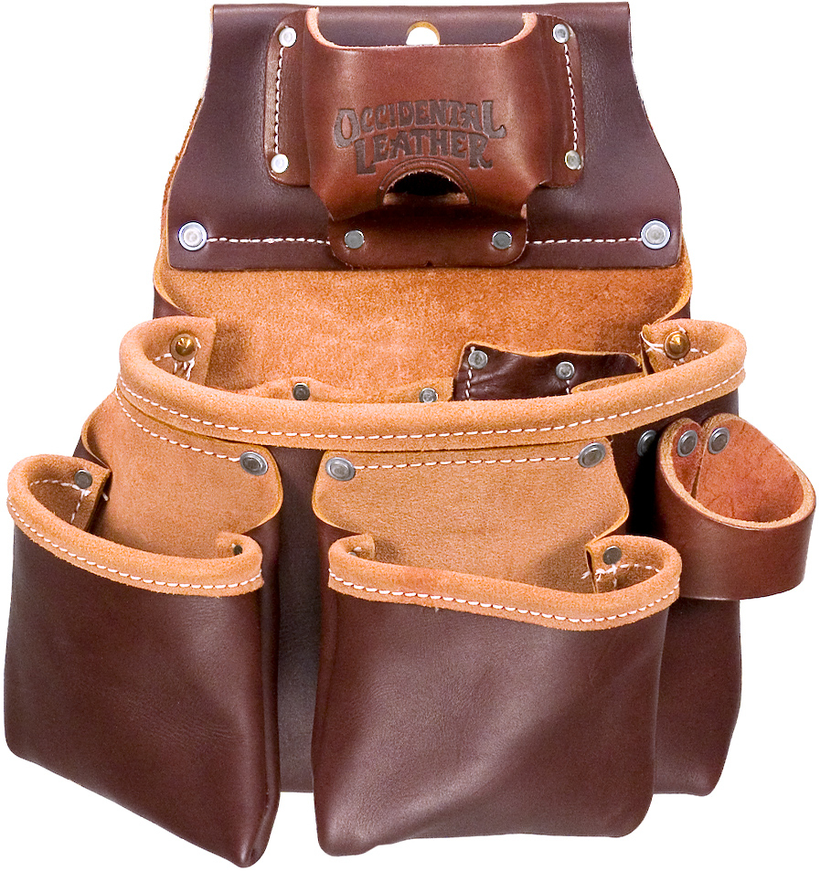 Occidental Leather 5018DB 3 Pouch ProTool™