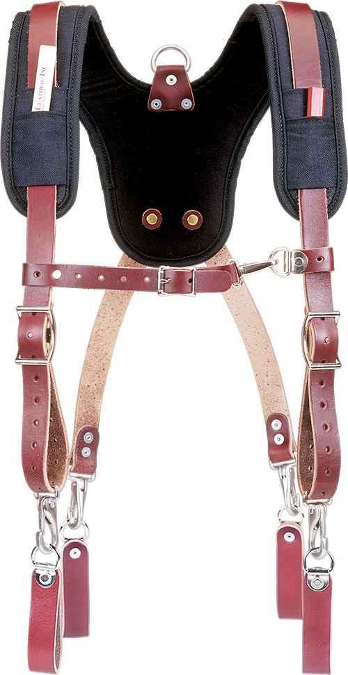 Occidental Leather 5055K Suspender Tool Belt Attachment Kit